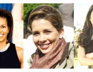 Самые модные жены политиков. Фото