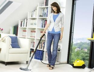 Чистый дом – это легко