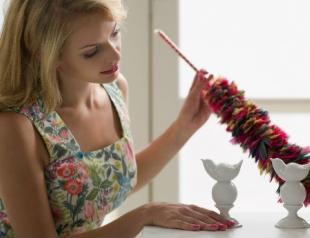 7 правил, как уменьшить количество пыли в квартире
