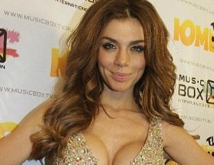 Анна Седакова сделала новую грудь. Фото