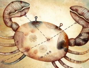 Зодиакальный гороскоп: Рак