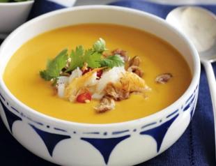 Рецепт тыквенного крем-супа