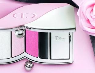 Весенняя коллекция макияжа Cherie Bow от Dior