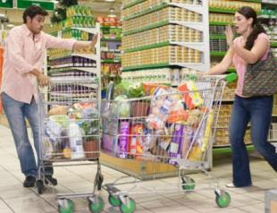 Как не оставить зарплату в супермаркете?