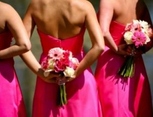 Охота на мужчин: знакомство на свадьбе. Видео