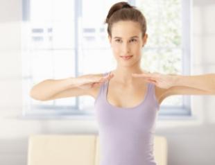 Видеоурок: утренняя зарядка для похудения