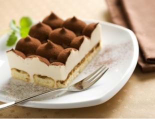 Мастер-класс: готовим необычный десерт тирамису