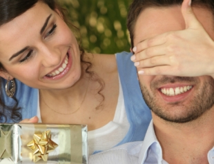 Что подарить любимому на Новый год?