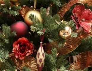 Новогодняя елка может вызвать астму и аллергию