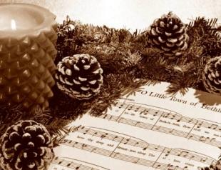 Топ 20 лучших песен Рождества