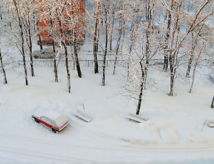 Подведены итоги фотоконкурса от Karcher «Зима за моим окном»
