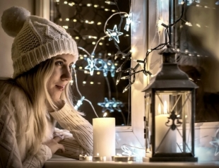 Как гадать в ночь перед Рождеством?