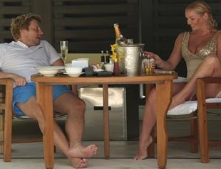 Волочкова с Басковым отдыхают на Мальдивах. Фото