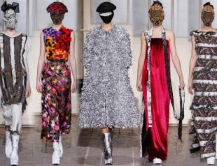 Неделя высокой моды в Париже: Maison Martin Margiela s/s 2013