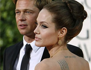Свадьба в Новый год: Джоли и Питт поженились!