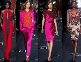 Неделя моды в Нью-Йорке: Diane von Furstenberg FW 2013-2014