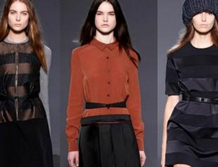 Неделя моды в Нью-Йорке: второй показ Victoria Beckham AW 2013-2014