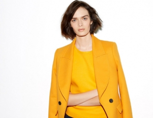 Бренд Zara представил новую весеннюю коллекцию