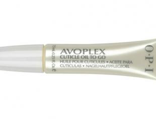 Масло для кутикул OPI Avoplex