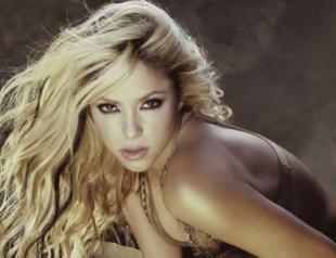 Шакира представляет новый аромат Elixir