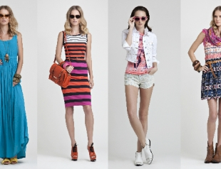 Весенне-летняя коллекция от бренда SELA