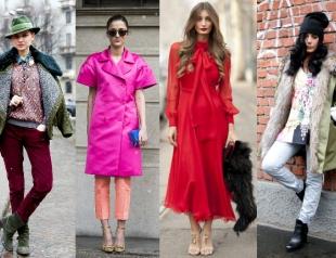 Street style на Неделе моды в Милане. Часть 2