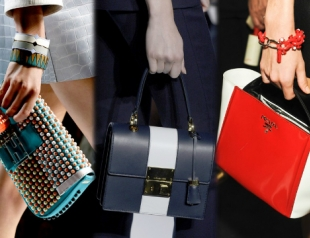 Модные сумки:  весна-лето 2013