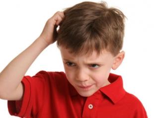 Как вывести вши у ребенка?