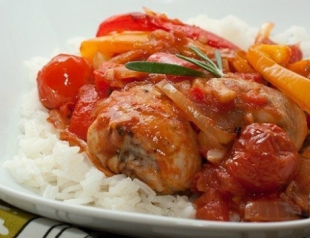 Курица по-мароккански. Видео-рецепт