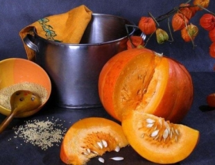 Как приготовить икру из тыквы?