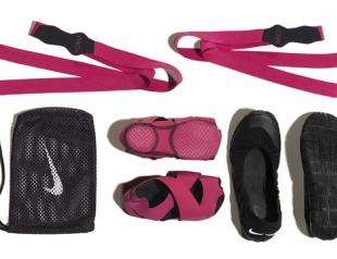 Nike выпустил обувь для занятий йогой и пилатесом