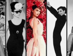 Лучшие образы Одри Хепберн: часть 2. Фото