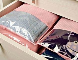 Правила хранения зимней одежды
