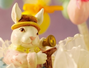 Как сделать пасхального кролика своими руками?
