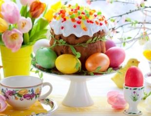 Рецепт царского пасхального кекса
