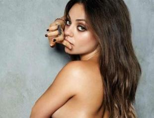 Мила Кунис названа самой сексуальной женщиной планеты