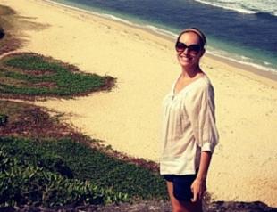 Катя Осадчая показала, как отдыхает на острове Маврикий
