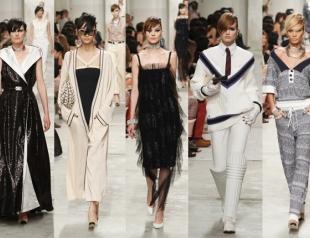 В Сингапуре прошел показ круизной коллекции Chanel