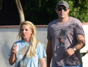Бритни Спирс отдыхает с новым бойфрендом. Фото