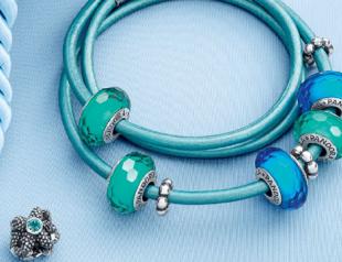 Летняя коллекция украшений Pandora