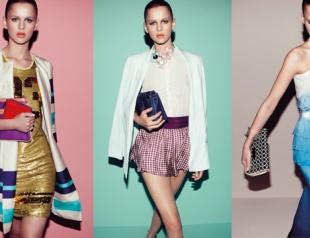 Новая коллекция вечерних нарядов от Patrizia Pepe