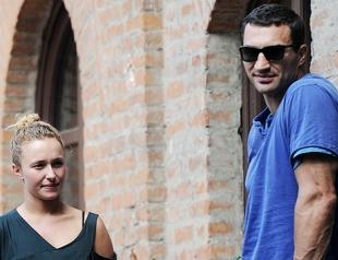 Кличко и Панеттьери провели вместе каникулы в Италии