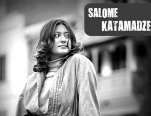 """""""Новая Волна 2013"""": Саломе Катамадзе (Грузия) - фото, песни"""