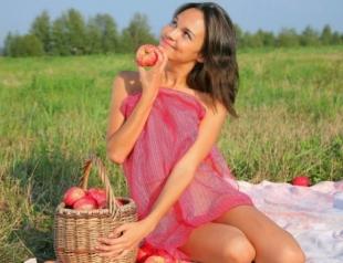Яблочная диета: худеем за 6 дней