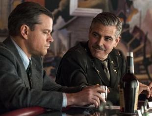 Вышли первые кадры и трейлер нового фильма Джорджа Клуни