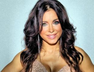 Ани Лорак названа самой популярной украинской звездой