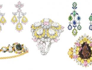 Дом Dior представил коллекцию украшений Cher