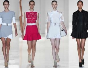 Виктория Бекхэм представила коллекцию весна-лето 2014