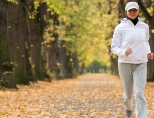 Утренние пробежки осенью: особенности и правила