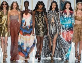 Неделя моды в Нью-Йорке: Diane von Furstenberg весна-лето 2014
